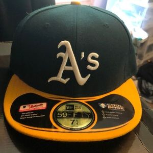 Oakland A's - New Era Fitted